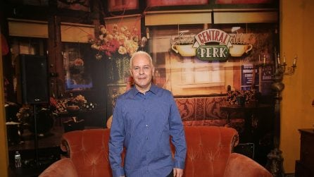 Le foto di James Michael Tyler, era Gunther nella serie Friends