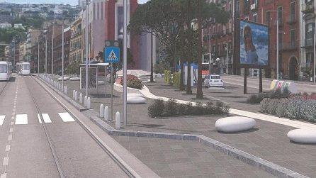 Come sarà La Torretta a Chiaia dopo i lavori della metro Linea 6