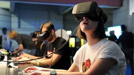 Oculus Rift: le reazioni dei visitatori della Gamescom 2014