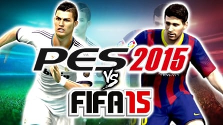 PES 2015 vs FIFA 15: i commenti dei visitatori della Gamescom 2014