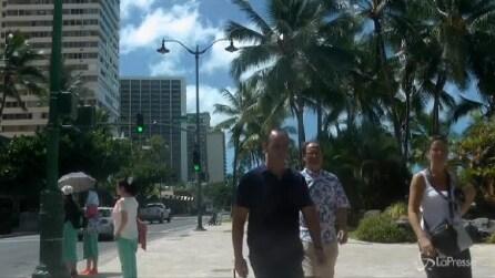 Uragano in arrivo alle Hawaii, negozi presi d'assalto