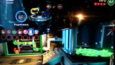 Lego Batman 3: Beyond Gotham Gameplay #Gamescom2014