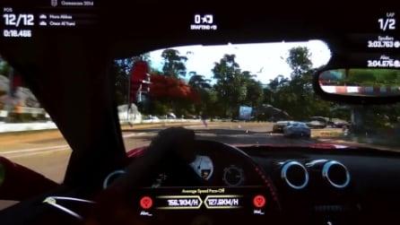 Driveclub per PS4 Video Gameplay #Gamescom2014
