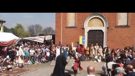 festa della primavera a Marne del 6 4 2014 5° parte