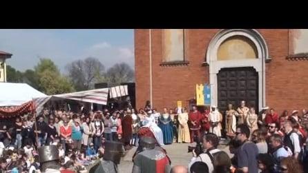 festa della primavera a Marne del 6 4 2014 2° parte