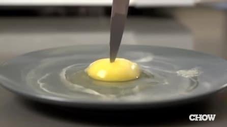 Avete mai provato a cucinare l'uovo nel forno a microonde?