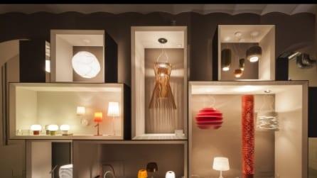 Le lampade Foscarini al Salone del Mobile 2014