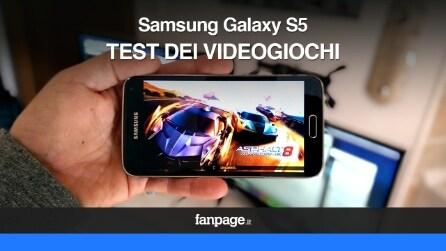 Test dei giochi sul Galaxy S5: framerate e grafica