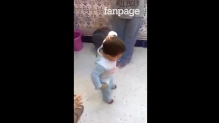 Un baby talento, il ballerino di flamenco più giovane del mondo