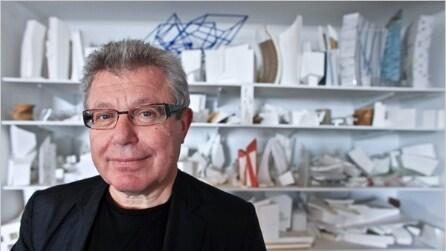 Daniel Libeskind al Salone del Mobile 2014