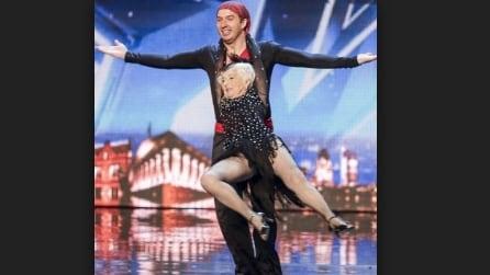 La nonna ballerina professionista stupisce al Britain's Got Talent