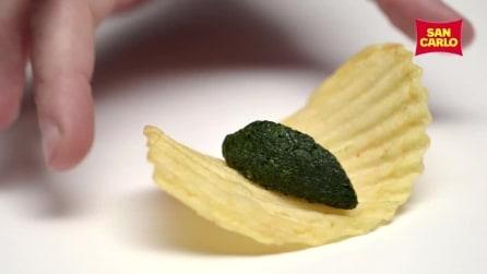 Le ricette di Cracco per San Carlo: La Rustica con cavolo nero