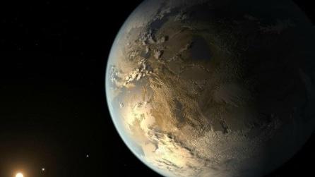 """Pianeta """"gemello"""" della Terra, su Kepler potrebbe esistere la vita"""