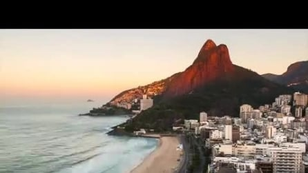Rio de Janeiro, le fantastiche immagini della città
