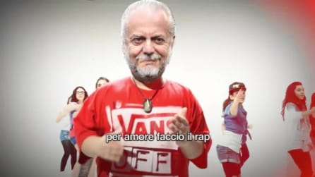 Il nuovo inno RAP del Napoli