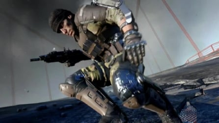 Call of Duty: Advanced Warfare Reveal Trailer con Kevin Spacey