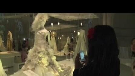 Tre secoli di storia del vestito da sposa