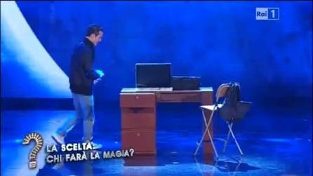 """Luca Bono Rai 1 nel programma """"Si può fare"""""""