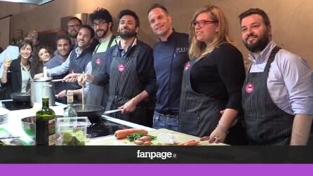 """Le ricette di Simone Rugiati e Chiara Maci testimonial di """"Stelle&Forchette"""""""