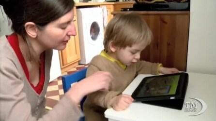 Allarme bimbi tecnologici: possibili ritardi nel linguaggio