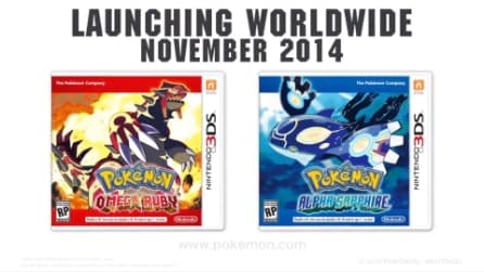 Pokémon Zaffiro Alpha e Rubino Omega Trailer