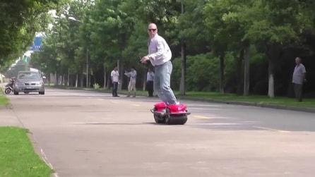 Scarpar, lo skateboard elettrico da usare ovunque