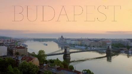 Tutta Budapest in due minuti