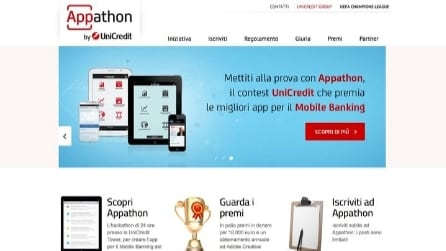 Appathon, maratona di 24 ore per sviluppare app di mobile banking