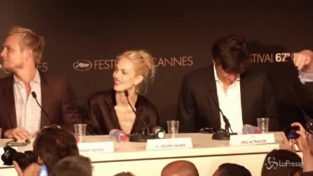 Cannes, il lato oscuro di Saint Laurent nel biopic non autorizzato