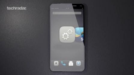 Smartphone Amazon Kindle: il concept