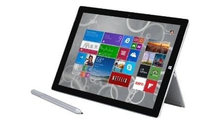 Surface Pro 3, il tablet Microsoft che punta a sostituire il pc