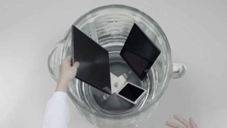 Il pc ibrido di Asus, tablet, laptop e smartphone tutto in uno
