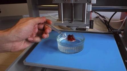 3D Fruit Printer, la stampante in grado di stampare frutta