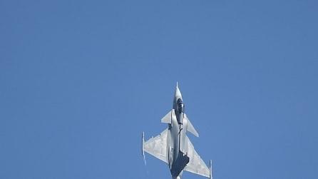 L'Italia che sa volare e non ha paura di nessuno (nemmeno della crisi) | Berlin Air Show parte II