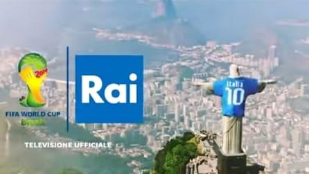 Lo spot Rai per il Brasile 2014 fa arrabbiare l'Arcidiocesi