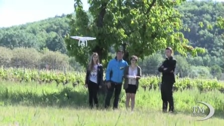 Francia, arriva il diploma per il pilotaggio di droni