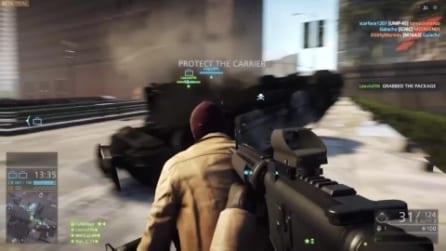 Battlefield Hardline Beta - Playstation 4 Gameplay
