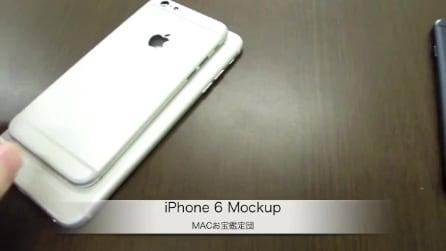 Ecco l'iPhone 6 da 4,7'' e da 5,5''