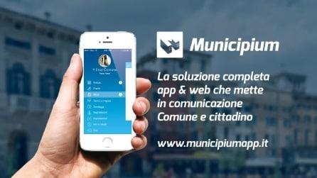 """Municipium - L'app """"all inclusive"""" dal Comune ai cittadini"""