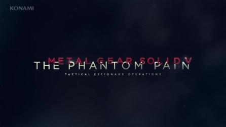 Metal Gear Solid V: The Phantom Pain - E3 2014 trailer