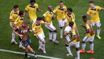 Ecco la più bella e spettacolare esultanza dei Mondiali