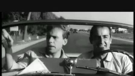 """Il sorpasso: Clip:""""...bel regista Antonioni!"""