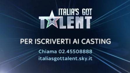 Italia's Got Talent approda su Sky, al via i casting (PROMO)