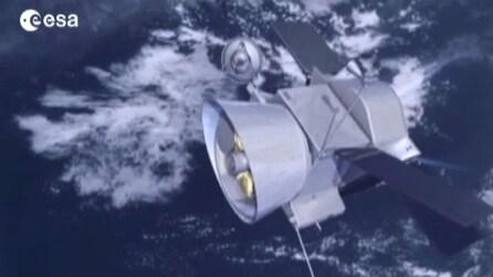 Ecco il primo satellite europeo che approderà sul pianeta Mercurio