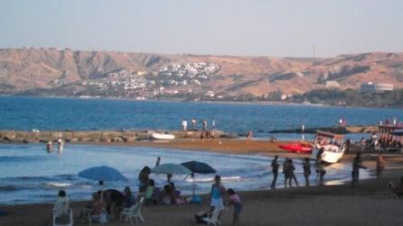 La costa di CROTONE