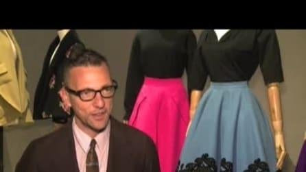 A Parigi in mostra gli abiti dei favolosi anni '50