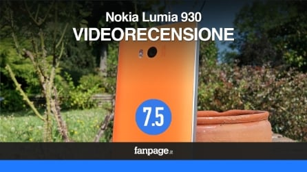 Nokia Lumia 930 - Videorecensione