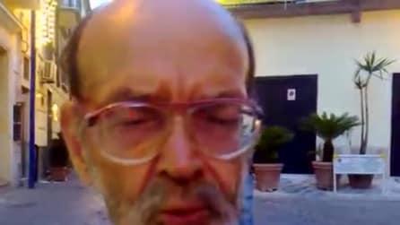 Michele Spaghetto da Caserta minaccia Puccianiello