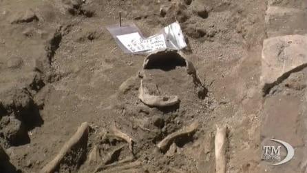 Ostia, il cimitero di 2.700 anni fa che documenta la libertà di culto dei Romani