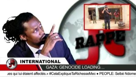 Notizie a ritmo di rap, telegiornale singolare in Senegal